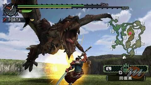 La soluzione completa di Monster Hunter: Freedom