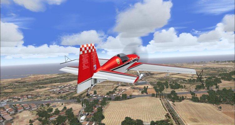 nuovi aerei per flight simulator x