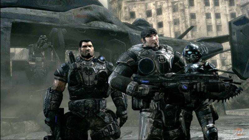 Black Tusk lavora al nuovo Gears of War solo da una settimana