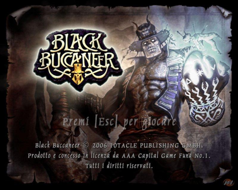 Black Buccaneer - Recensione