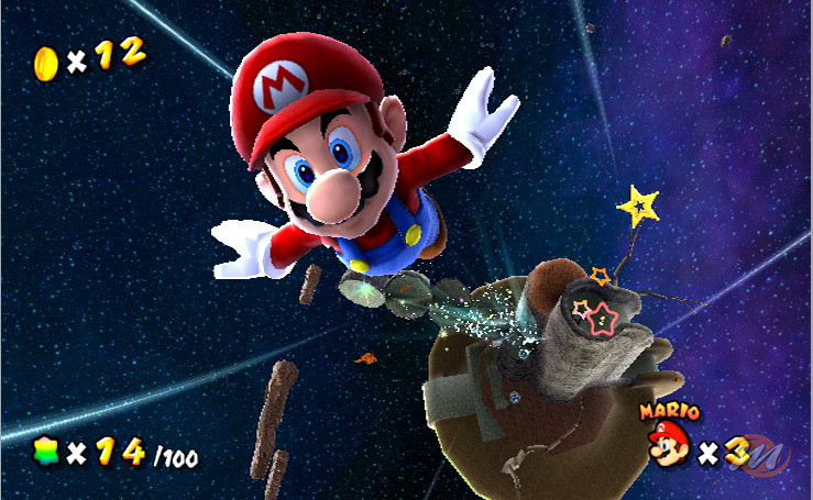 Mario Galaxy e GTA IV non hanno impressionato Fumito Ueda