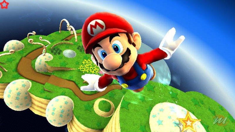 [E3 2007] Super Mario Galaxy - Provato