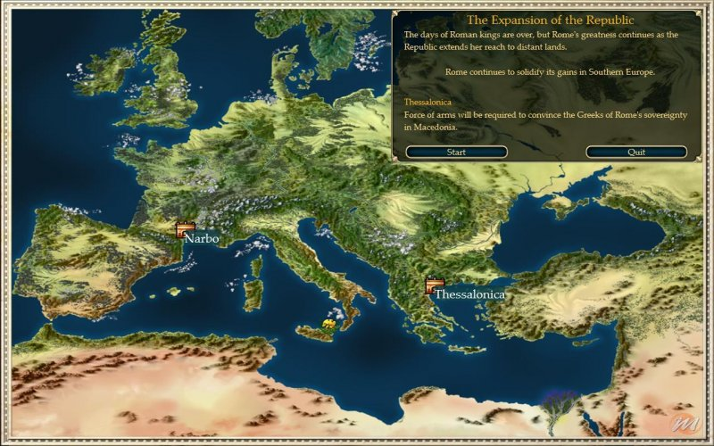 La soluzione completa di Caesar IV (Caesar 4)