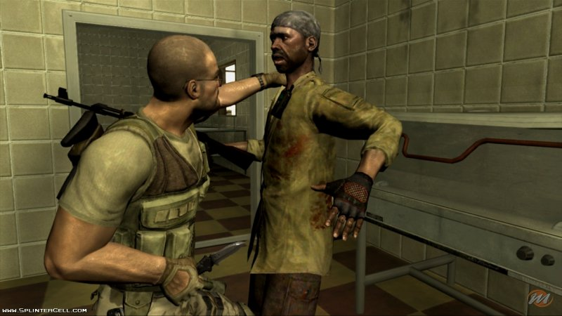 La soluzione completa di Tom Clancy's Splinter Cell: Double Agent