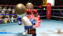 Wii Sports - Gameplay Boxe