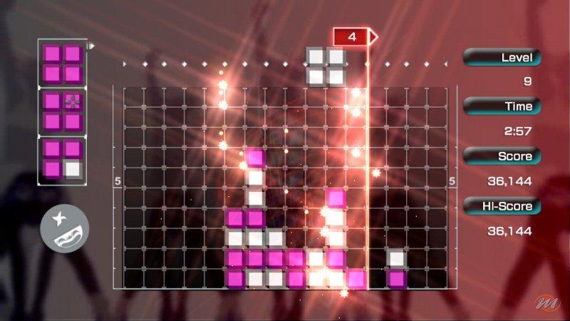 Lumines Live! - Recensione