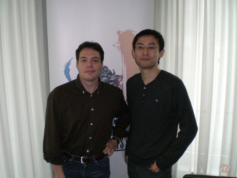 Final Fantasy XII - Intervista a Hiroshi Minagawa