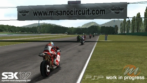 SBK'07: Superbike World Championship