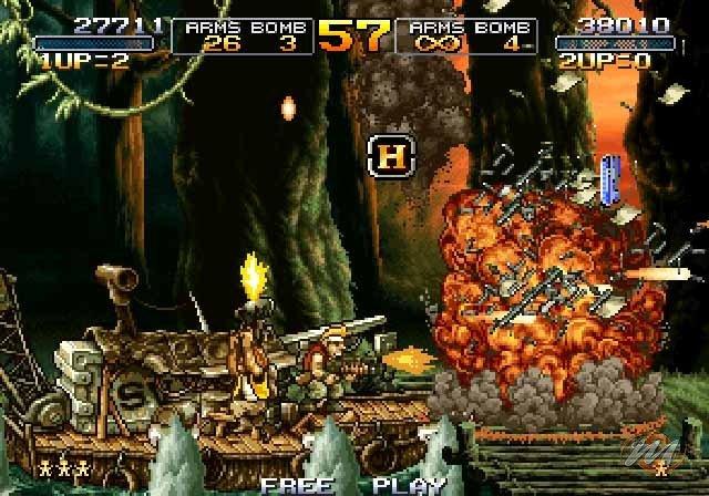 Metal Slug Anthology ha una data su PlayStation 4