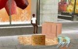 Un bambino senzatetto in Second Life, per sensibilizzare sul terzo mondo