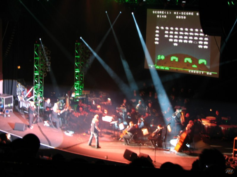 Video Games Live 2006 - Coverage