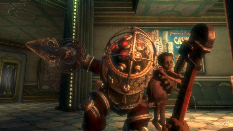 Irrational e le idee eliminate da BioShock