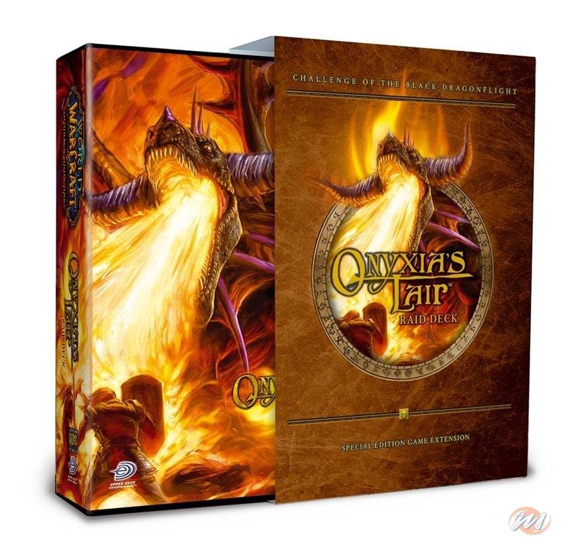 WoW TCG - Onyxia's Lair Raid Deck - Recensione
