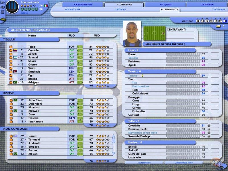PC Calcio 2007 - Recensione