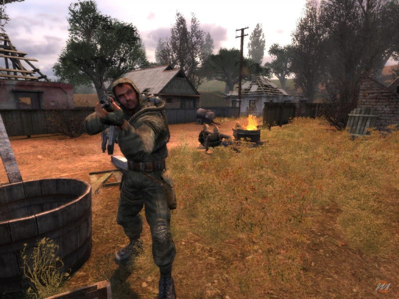 S.T.A.L.K.E.R.: Shadow of Chernobyl - Anteprima