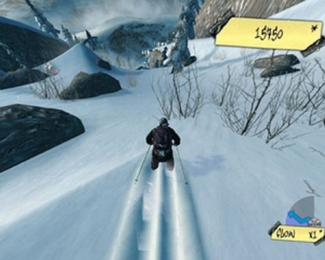 Freak Out: Extreme Freeride