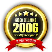Il Gioco Dell'Anno 2006 - I Vincitori!