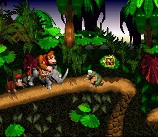 La soluzione completa di Donkey Kong Country