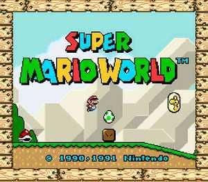 Miyamoto pensa a Super Mario World per 3DS?