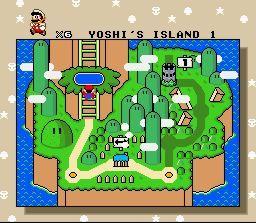 La soluzione completa di Super Mario World