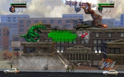 Rampage: Total Destruction - recensione