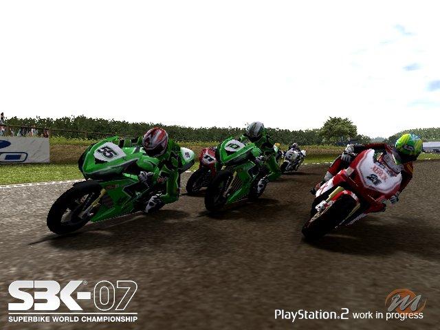 SBK'07: Superbike World Championship