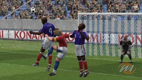 Pro Evolution Soccer 6 (World Soccer Winning Eleven 10)