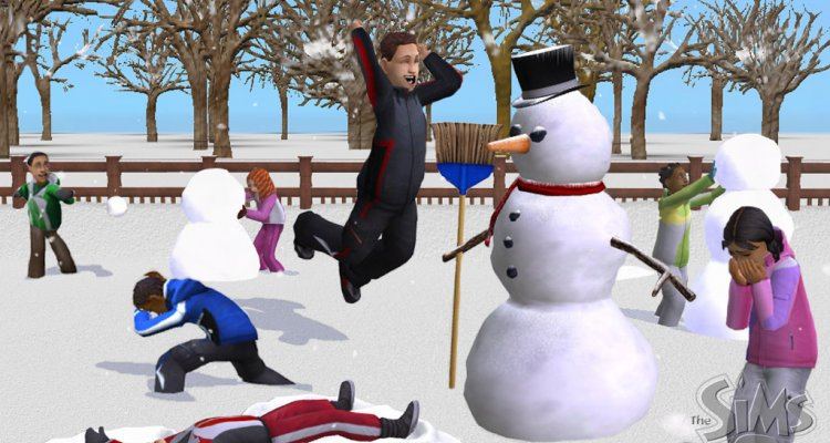 Sedia A Sdraio The Sims.The Sims 2 Seasons Recensione Pc 51148