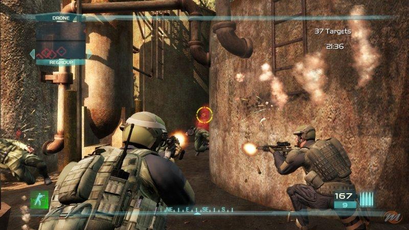 GRAW 2 e Kane and Lynch aggiunti ai Games On Demand