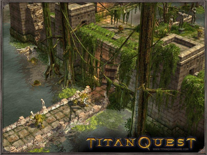 Titan Quest: Immortal Throne - Recensione