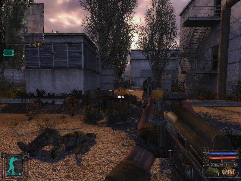La soluzione di S.T.A.L.K.E.R.: Shadow of Chernobyl