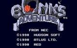 Bonk's Adventure - Recensione