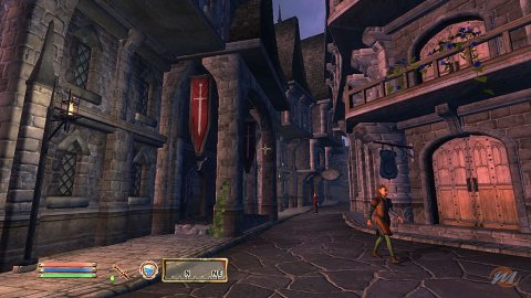 The Elder Scrolls 4: Oblivion, thanks to the Unreal Engine 5 looks like a next-gen game