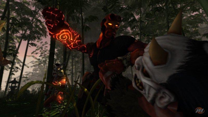 Hellboy: i giochi dedicati all'eroe di Mike Mignola