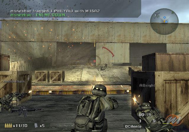 SOCOM: Combined Assault - Recensione