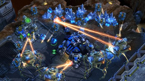 Starcraft 2: A Bitcoin prize would make the losers of a 2011 tournament millionaires