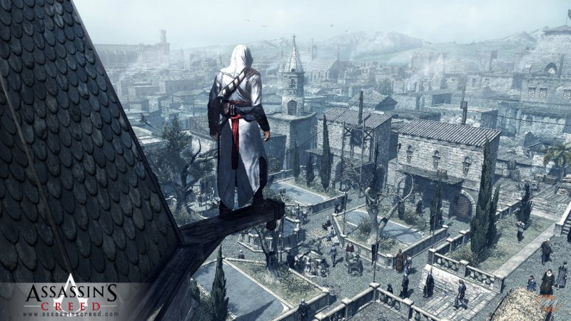 8 milioni di copie per il primo Assassin's Creed