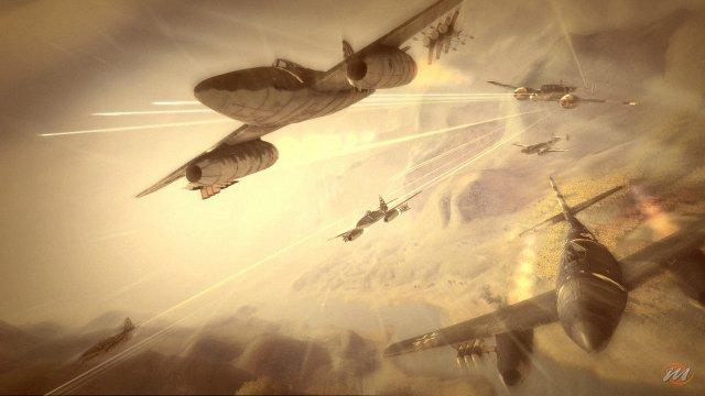 Blazing Angels 2: Secret Missions