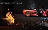 Un manifesto pubblicitario di Burnout rimosso dall'Authority