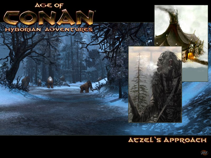 Age of Conan: Hyborian Adventure - Newsletter Luglio
