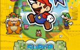 Il packshot PAL di Super Paper Mario