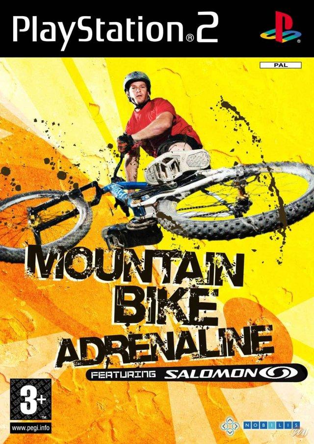 Mountain Bike Adrenaline featuring Salomon