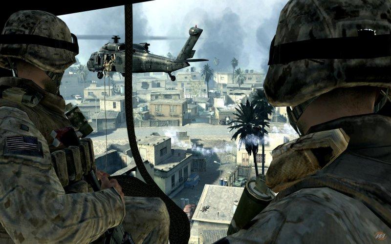 Activision ha in programma un adattamento cinematografico di Call of Duty?