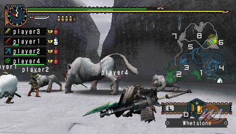 Monster Hunter Portable 3rd ha una data