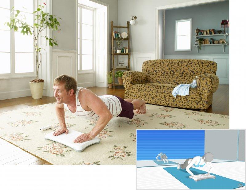 Speciale Wii Fit: Restare in forma è possibile