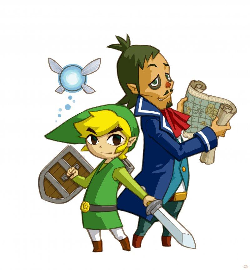 La soluzione di The Legend of Zelda: Phantom of Hourglass