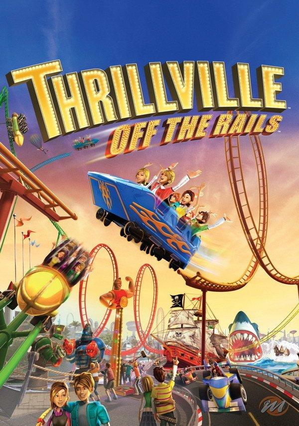 Thrillville: Fuori dai Binari