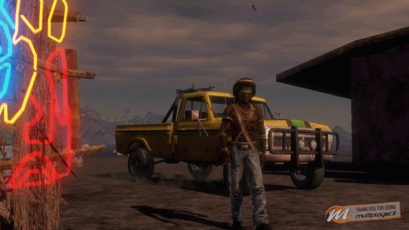 La Soluzione di Mercenaries 2: Inferno di Fuoco