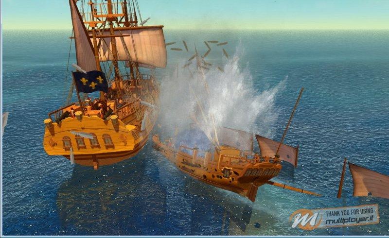 Pirates of the Burning Sea gratuito dalla settimana prossima