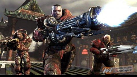 Unreal Tournament 3 pianificato per il rilascio gratuito sull'Epic Games Store